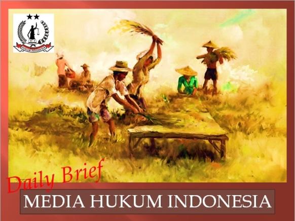 MEDIA HUKUM INDONESIA: Q-MHI Daily Brief ;