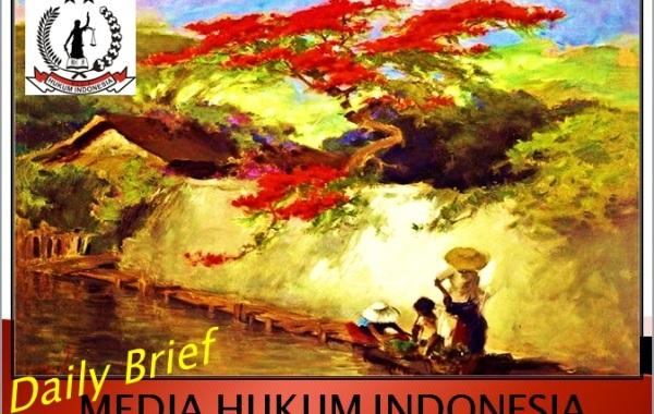 MEDIA HUKUM INDONESIA – Laman 60 – De wet nog moet worden aanvaard, zelfs  als de hemel valt en de aarde begon te splitsen
