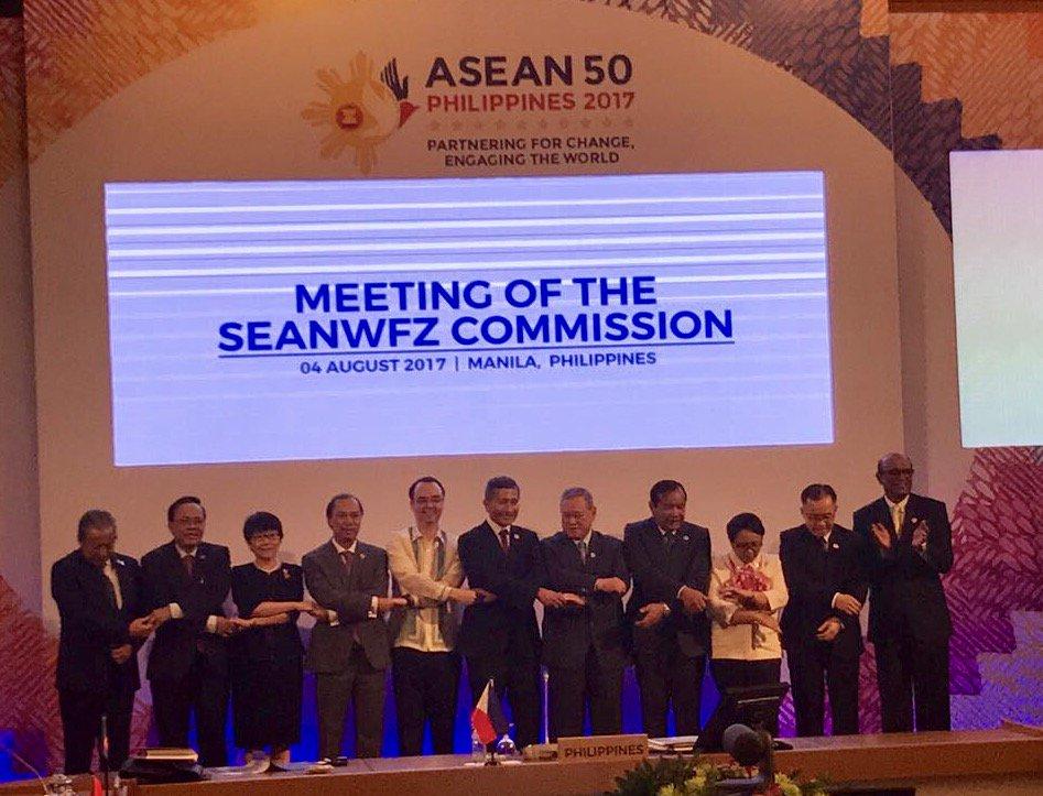 Indonesia Terus Upaya dan Wujudkan Asia Tenggara Bebas ...